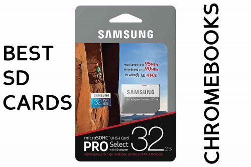 Buyer's guide for SD cards.