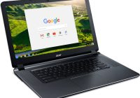 The Acer 15 is a cheap and affordable Chromebook.