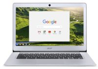 The Acer Chromebook 14 and 3 other Chromebooks get the Play store update.