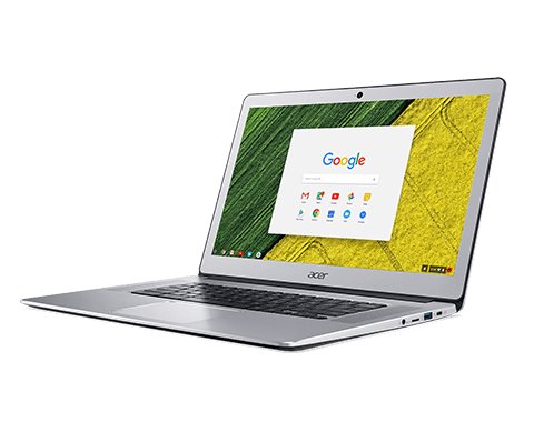 Acer's newest Chromebook.
