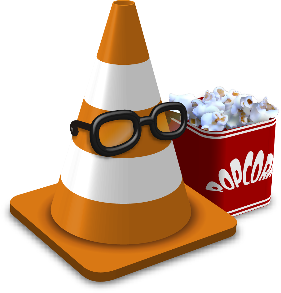 VLC media player is a full media suite app for your Chromebook.