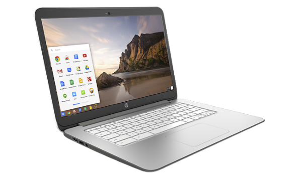 3 Chromebook models will test out the Play store.