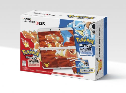 Nintendo's releasing an exclusive 3DS bundle…