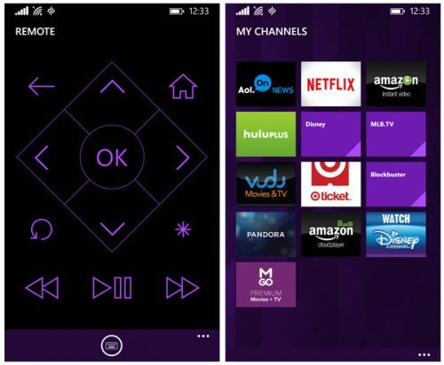 Roku for Windows offers new features.
