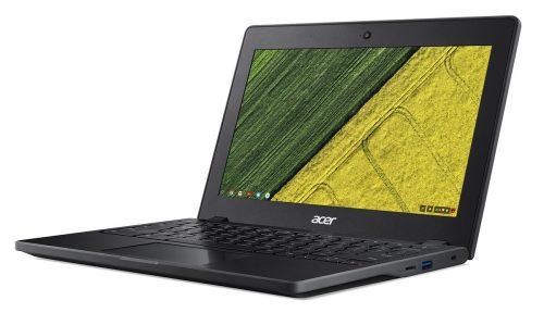 The Acer C771 Chromebook is perfect for students in school.