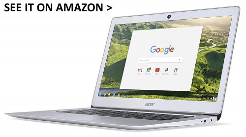 The Acer 14 is one of the best Chromebooks for Linux.