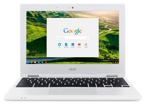 The Acer 11 is a good Chromebook with a small screen and average resolution.