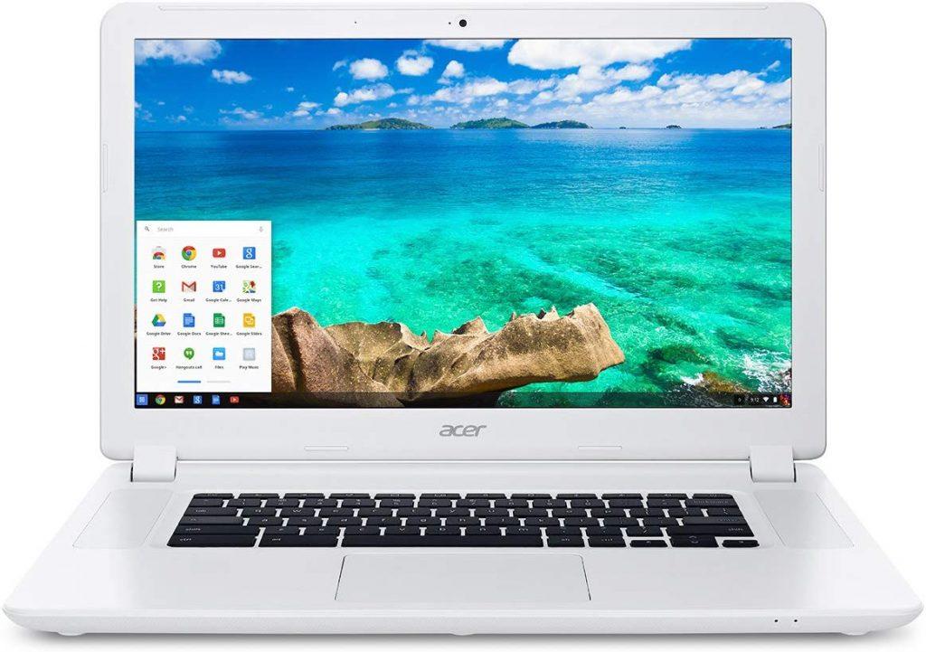 Acer 15 SSD upgrade Chromebook.