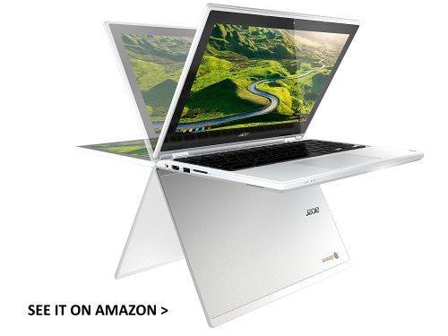 Acer R11 best Chromebook for Android games.