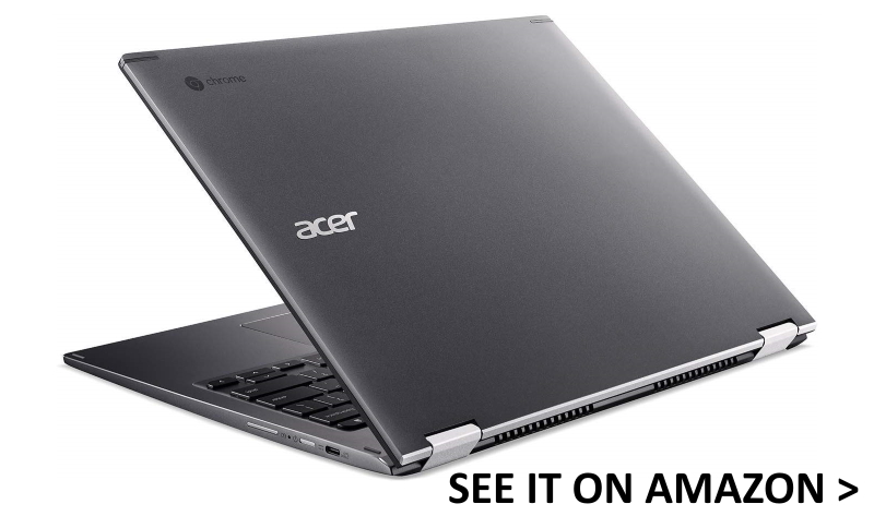 Acer Spin 13 review.