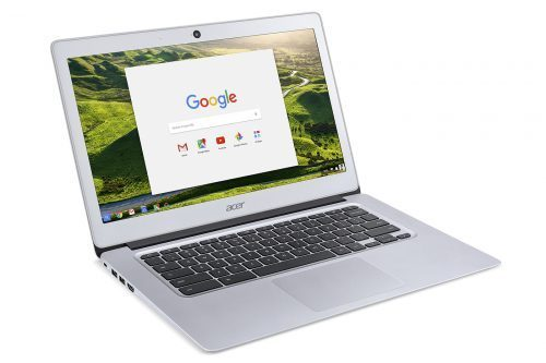 Chromebooks offer speed, simplicity, and security. And they're affordable.