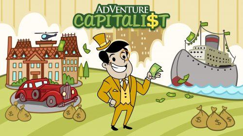How to play Adventure Capitalist on Chromebook.