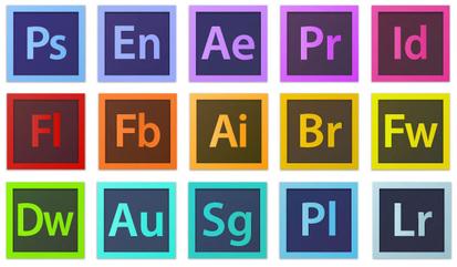 Adobe apps for Chromebooks.