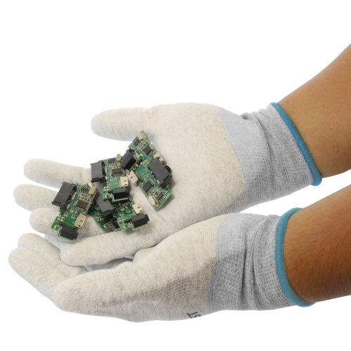 Anti-static gloves Chromebook.