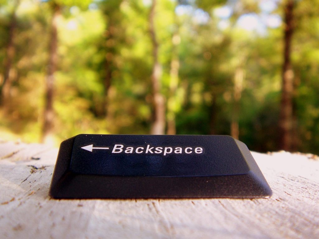 Want to Go Back with Your Backspace Key on Chrome? Now You Can (Again).