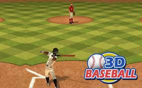 3D Baseball is a baseball simulator game that works offline.