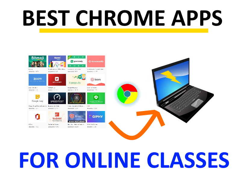 Best apps for online classes.