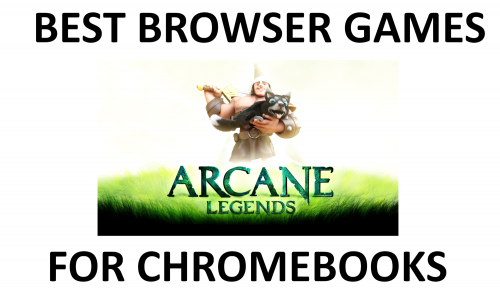 Best Chrome browser games.