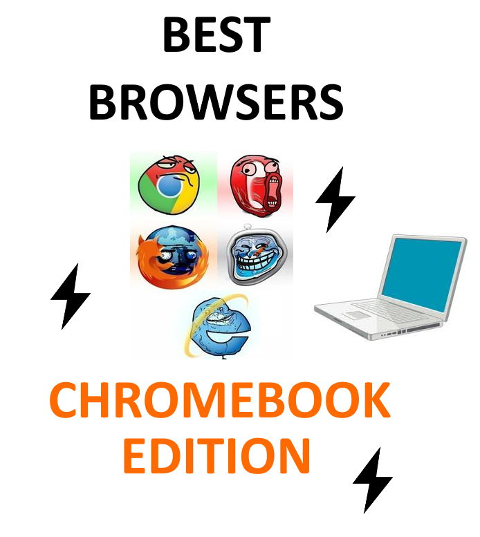 Best browsers for Chromebooks.