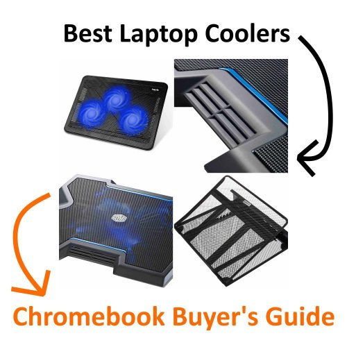Best cooling pads for Chromebooks.