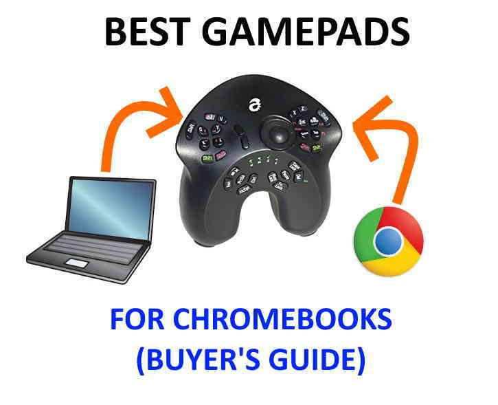 Best gamepads for Chromebooks.