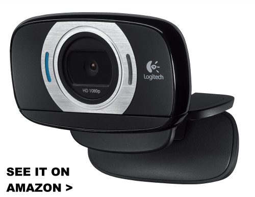 The C615 is a portable webcam for Chromebooks.
