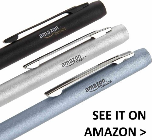 Stylus pens for Chromebooks.