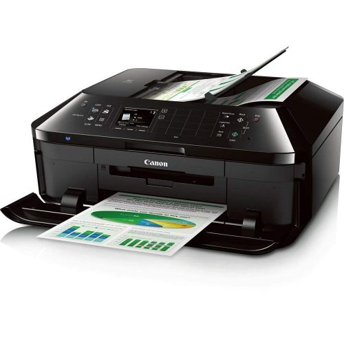 The MX922 is one of Canon's best-selling printers and most popular models for Chrome OS.