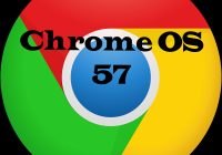 Chrome 57 updates and release notes for Chromebooks.