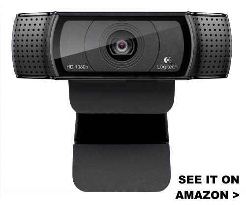 The C920 is one of the best webcams that works with Chromebooks with superior picture quality.
