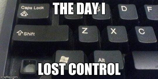 Keyboard meme.