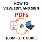 How to View, Edit, and Sign PDFs on Chromebook (Ultimate Tutorial)