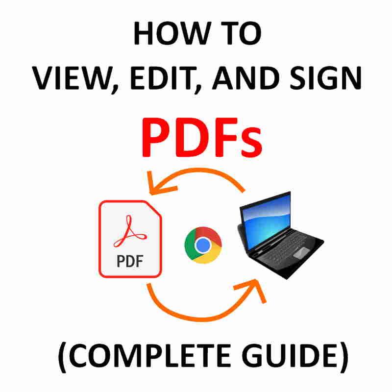 Chromebook PDF.