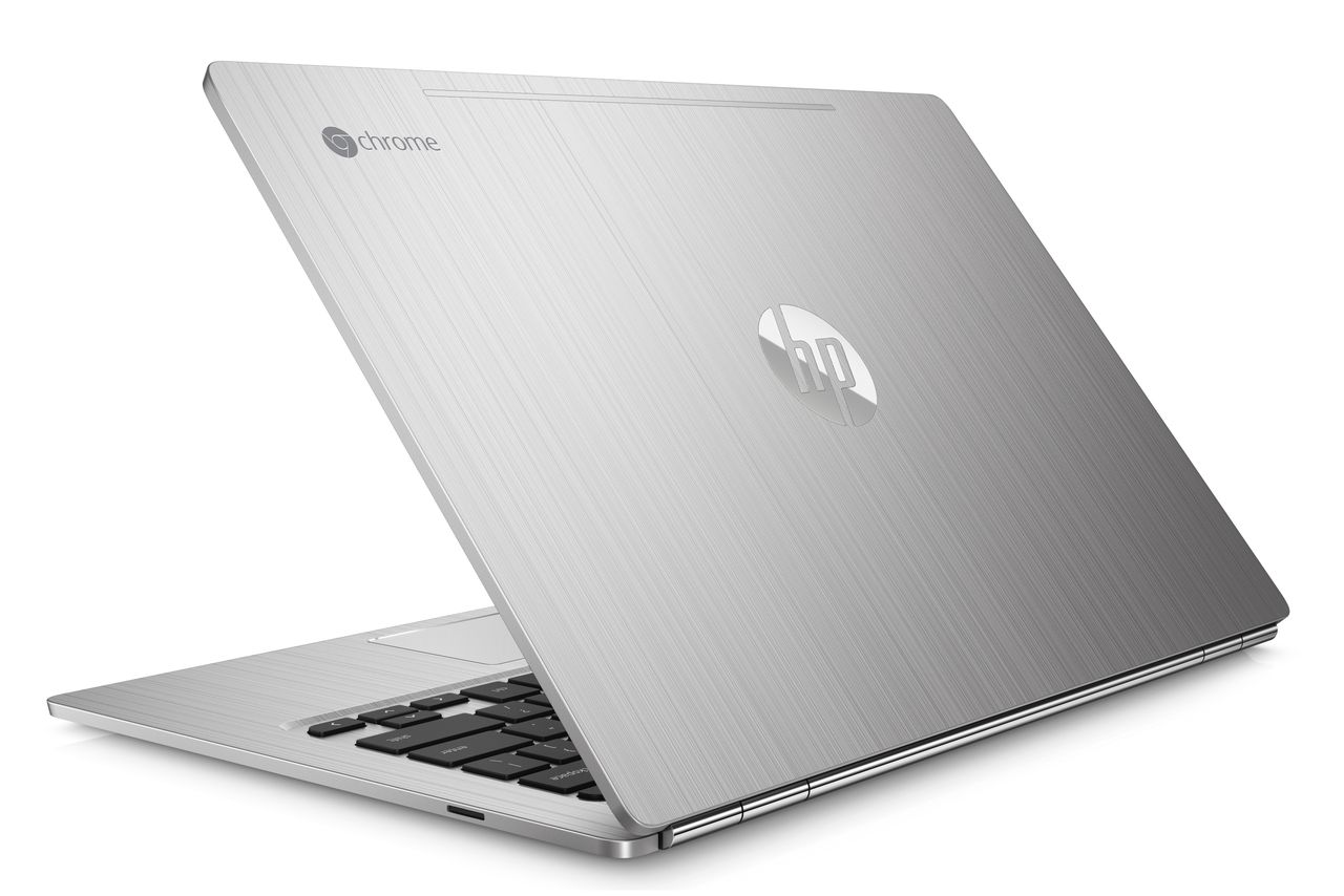 The HP Chromebook 13 is a very fast laptop.