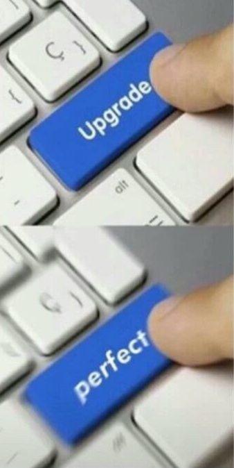 List of upgradeable Chromebooks meme.