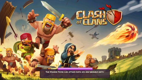 Download Clash of Clans on Chromebook.