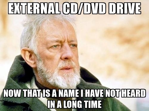 How to connect external CD/DVD drive to Chromebook.
