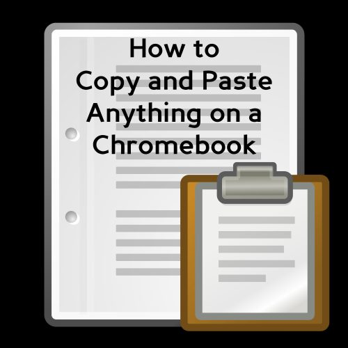 Copy text, images, and more using these methods.
