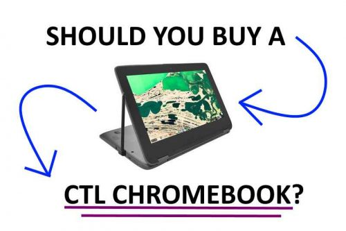 CTL Chromebook Reviewed: J2, J5, and NL61. Good Laptops for Students.
