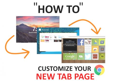 9 Best New Tab Page Extensions For Chrome Replace Your Homepage 2020 Platypus Platypus