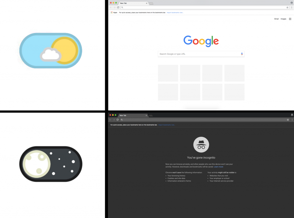 Dark themes for Chromebook.