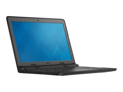 The Dell 11 has impressive features- military durability standards, a waterproof keyboard and trackpad, and even a 180 degree hinge.