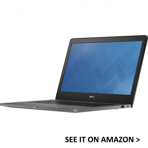 Dell 13 7310 Chromebook specs.