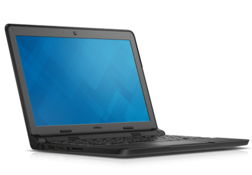 The Dell Latitude 11 Chromebook is durable and made for students.
