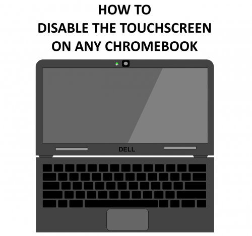 Turn off touchscreen on Chromebook.