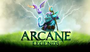 Arcane Legends is incredibly addicting and plays well on Chromebooks.