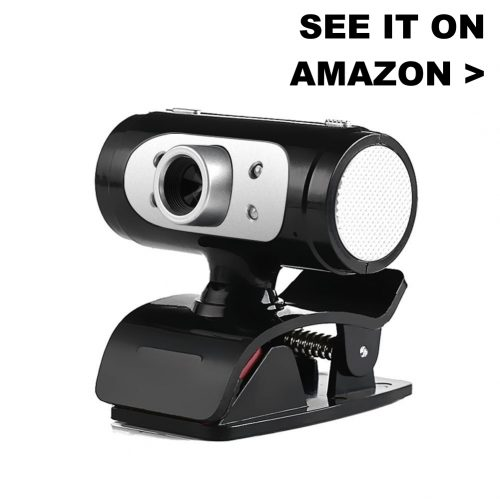Cheap webcam that's very affordable.