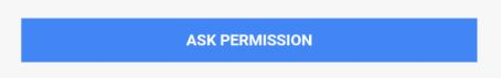 Ask permission using Chromebook.