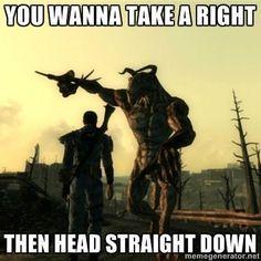 Fallout meme.