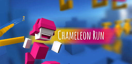 Chameleon Run is an alternative to Geometry Dash that works on Chrome OS.